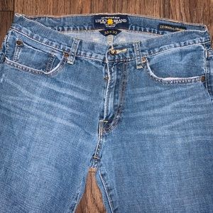 Lucky brand jeans for men